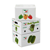 Wholesale Vegetable Carton Box Cardboard Box For Fruit And Vegetable