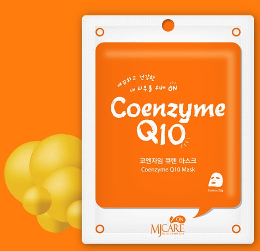 MJ CARE ON Coenzyme Q10 Mask
