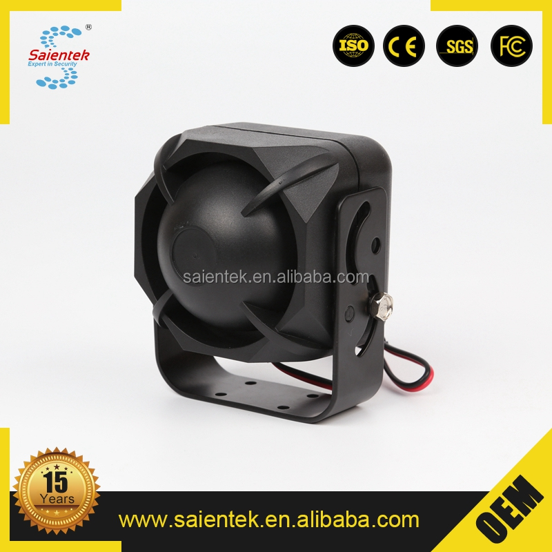 Factory Price Alarm Small Siren with Stable Quality