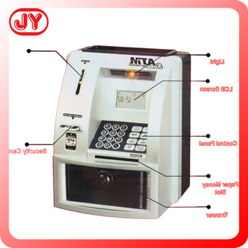 atm bank machine for