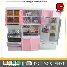 new arrival interesting gifts wholesale toys plastic kitchen play set for kids