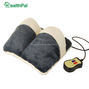 Twice Switch Two motors Foot Warmer Massage