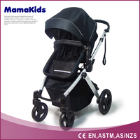 Baby stroller and car seat combo