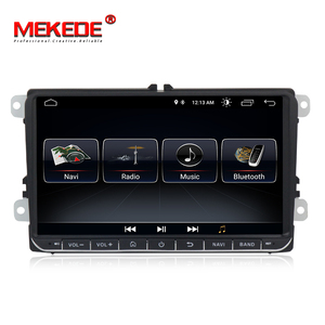"9"" Android 8.0 Car GPS Navigation for VW GOLF 5 ,6 Polo Passat b5, Jetta Tiguan Touran Skoda,seat,canbus,steering wheel"