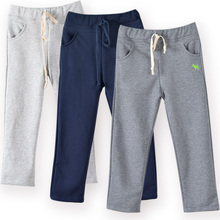 Retail New spring autumn cotton kids pants Boys Girls Casual Pants Kids Sports trousers Harem pants