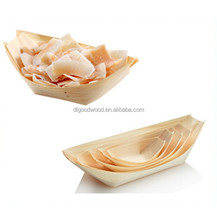 Einweg holz sushi platte holz portion <span class=keywords><strong>boote</strong></span> holz essen <span class=keywords><strong>boote</strong></span>
