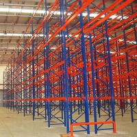 Heavy duty 2 ton warehouse storage pallet rack