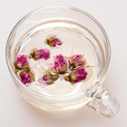 The natural high quality flower tea pingyin rose tea
