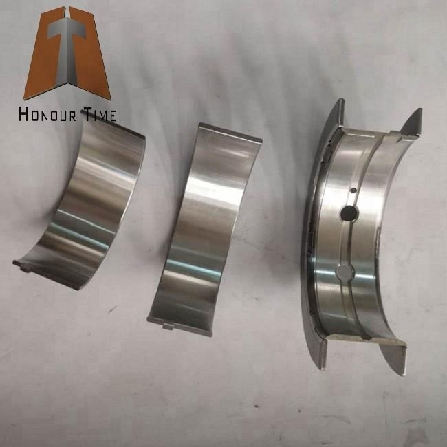 Excavator diesel engine 4D102 main bearing/connect rod bearing/thrust washer