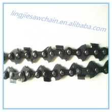 "hot selling gasoline machine parts 3/8"" Semi chisel saw chain"