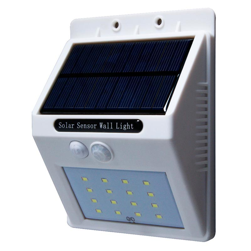 Solar Magic Garden Lights Outdoor Wall Stairsway Lamps