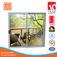 Wholesale automatic sliding glass door