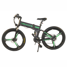 SY-262 48v 500w 1000w china foldable folding electric trail dirt mountain bike bicycle for adult