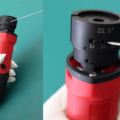 Asian grinder goma handheld