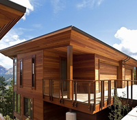 high durability natural wood siding - merbau