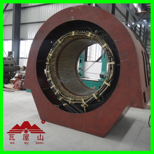 Chinese hydro power/thermal power plant/low flow water generator