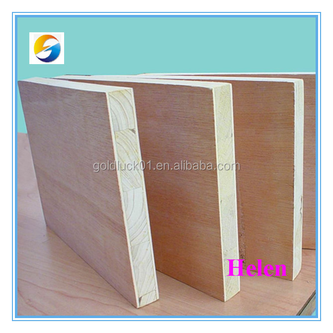 falcata bare core teak furniture blockboard for sale