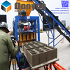 cost of automatic hydraulic fly ash brick blocks making machine for sale