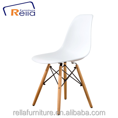 Wholesale cheap European simple style Emes designed dining chair top quality plastic chair Luxury living room furniture for sale