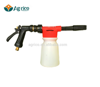 Adjustable snow foam lance foam cannon foam blaster