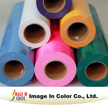 Heat Transfer PVC vinyl rolls wholesale