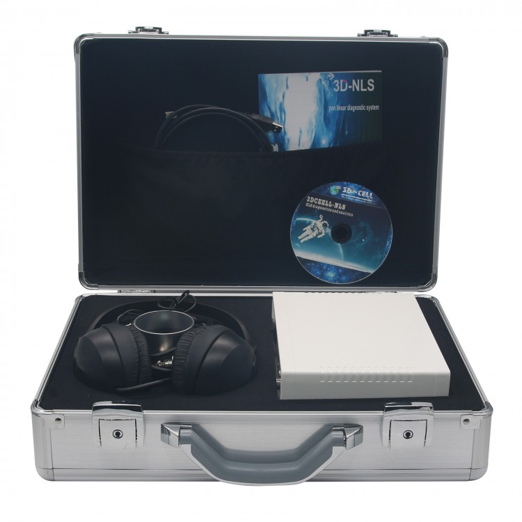 Latest 3D-Cell Diagnostics Sub Health Analyzer Quantum Bioresonance Analyzer