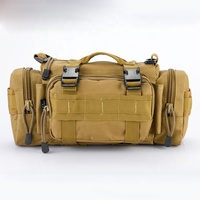 Range Camera Bag Tactical MOLLE Shoulder Sling Multiuse Waist Backpack