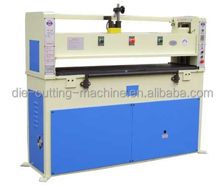 NEW Product !!! Circulating style leather belt die cutting machine