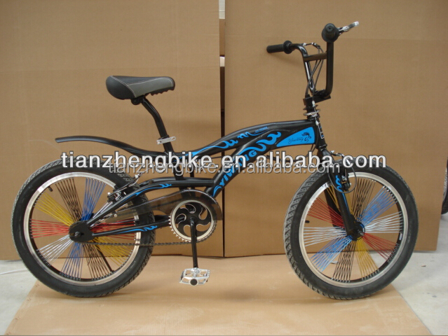 20 inch BMX bicycle best bmx freestyle bike/freestyle bicycle