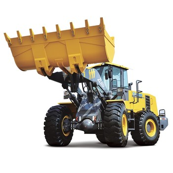 5 Ton Pay Loader 3 Cubic Meters Bucket XCMG ZL50GN Wheel Loader with Factory Price