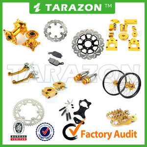 TARAZON brand wholesale motocycle spare parts for dirt bike