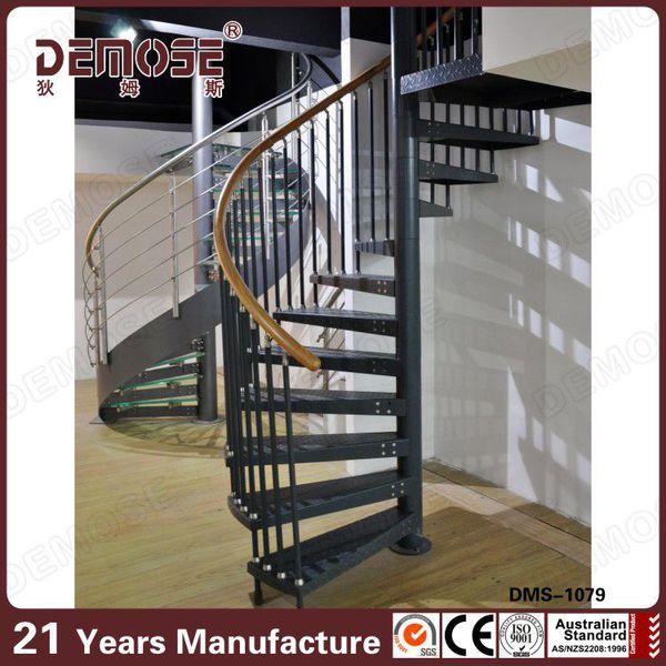 Grossiste escalier verre acheter les meilleurs escalier - Escalier colimacon prefabrique ...