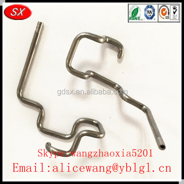 Iso9001 Custom Stainless Steel Wire Wall Clips,Wire Retainer Clip ...