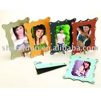 Guangzhou Factory New Product Custom Leather Photo Frame