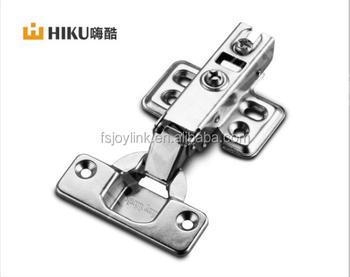 H06 Free Sample One Way Fix Cabinet Door Hinge