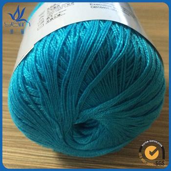Lace Yarn Pearl Thread For Crochet Buy Crochet Threadscotton
