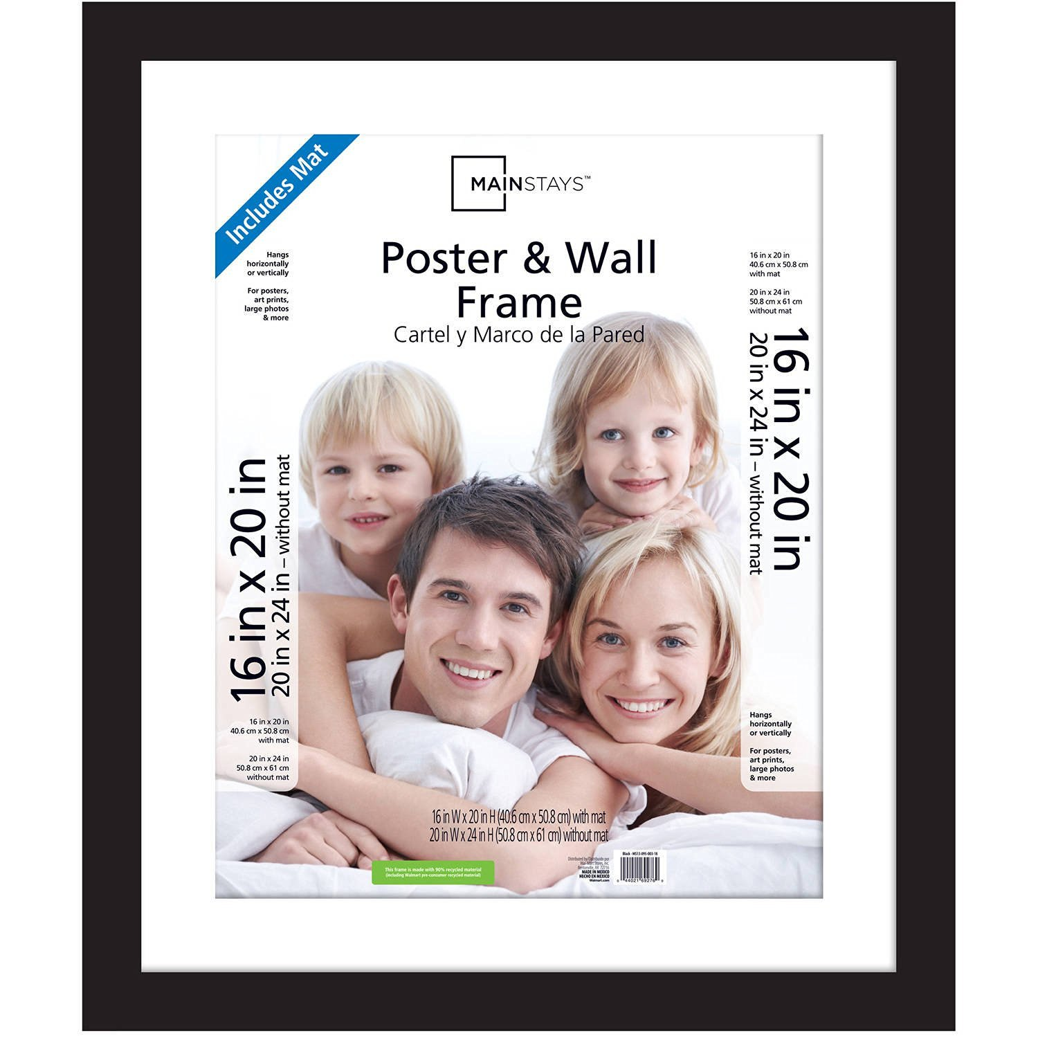 16x20 Matted Frame Find