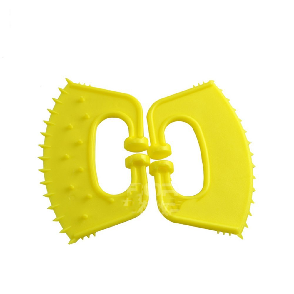 Thick Nose Plastic Ring for Bovine Cow Cattle Weaning Thorn Clip