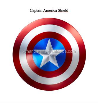 Iron Handicrafts Adornment Captain America Shield Buy Captain