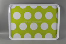 17-15-13inch Melamine square tray rectangle tray straight flange tray