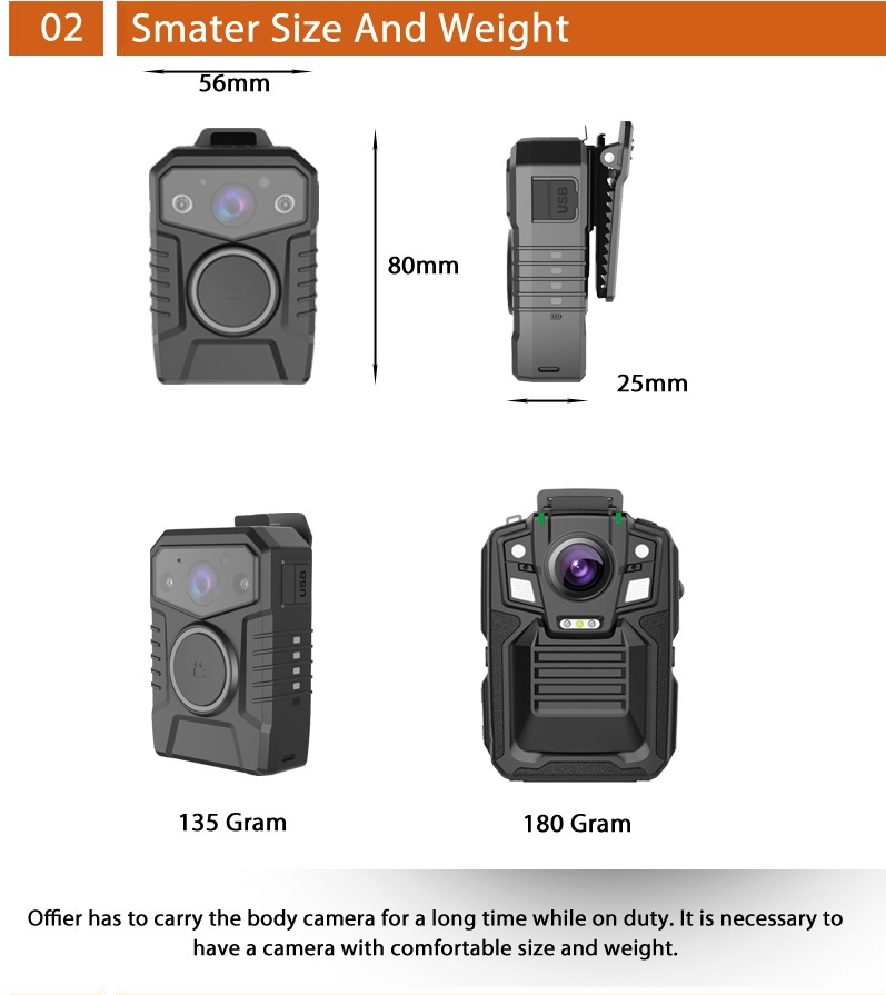 Novestom-china newest 1080p hd 4g body worn camera police security body worn video camera 4g surveillance body camera for police