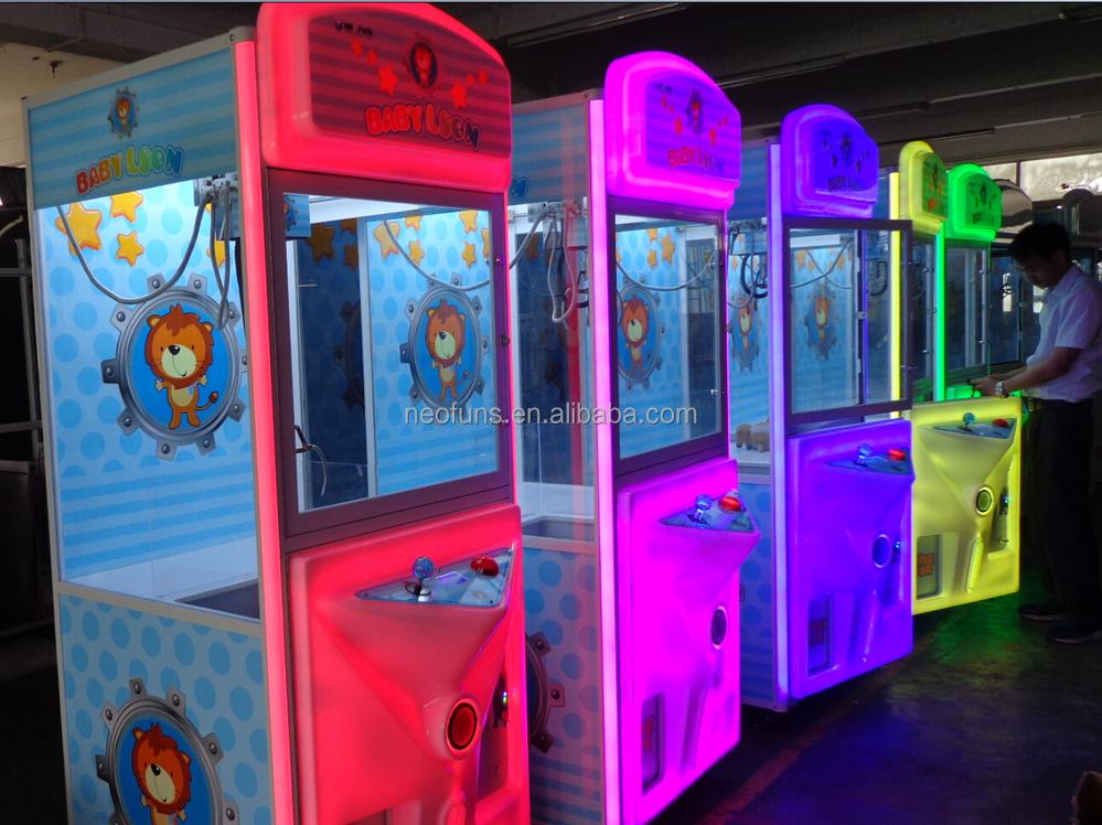 claw arcade machine