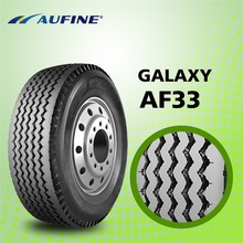 Aufine brand TBR radial Truck tyres 11R24.5 with ECE DOT