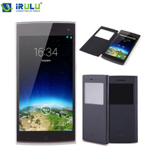 "IRULU Victory 1S 5"" Unlocked Mobile Phones Android 4.4 Quad Core Smartphone HD CellPhone WCDMA Dual Cam 13.0MP W/Case New Hot"