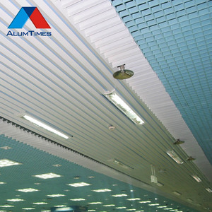 Metal building materials designer wall tile prices wall paneling strip ceiling