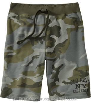 miglior servizio 92a8b 929b1 Pantaloncini Mimetici-camouflage Sweat Shorts-camouflage Pantaloncini Felpa  - Buy Product on Alibaba.com