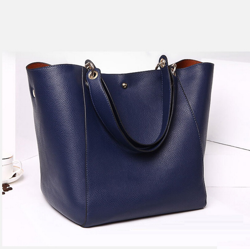 11be747d04b5 Get Quotations · 2015 Latest Design Genuine Leather Handbags Brand Women  Tote Models Retro Minimalist Crossbody Shoulder Bag Lady