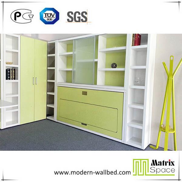 hochwertige pulldown klappbett mit schreibtisch wand bett pulll unten murphy klappbett. Black Bedroom Furniture Sets. Home Design Ideas
