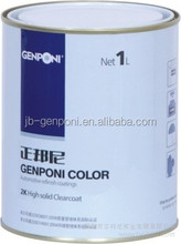 Genponi Car Paint GPI-680 silicone coating for car