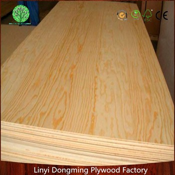1/2 In X 4ft X 8ft Exterior Pine Plywood